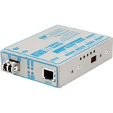 FlexPoint 1000Mbps Gigabit Ethernet Fiber Media Converter RJ45 LC Multimode 550m