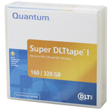 Quantum Super DLTtape I Barcode Prelabeled Cartridge MR-SAMCL-BC