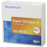 Quantum Super DLTtape ll Prelabeled Cartridge MR-S2MQN-BC