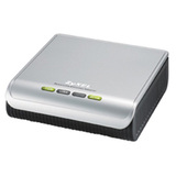 Zyxel PLA-400 HomePlug AV Powerline Ethernet Adapter