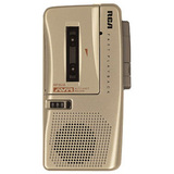 RP3538 - RCA RP3538 Microcassette Voice Recorder