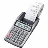 HR8TMPLUS - Casio HR-8TMPlus Printing Calculator