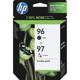 HP No. 96/97 Combo Black and Color Ink Cartridges - C9353FN