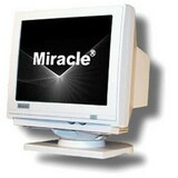 Miracle MT102 CRT Monitor