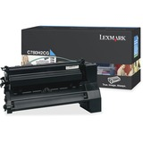 Lexmark High Yield Cyan Toner Cartiridge