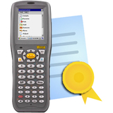 Wasp Inventory Control v.4.0 Mobile with Wasp WDT3200 (grip)