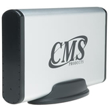 CMS Products ABSplus V2 500 GB External Hard Drive - 1 Pack