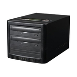 Aleratec 1:1 Copy Cruiser PRO HLS CD/DVD Duplicator with LightScribe - 260156