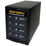 Aleratec 1:4 HLS CD/DVD Duplicator with LightScribe 260160