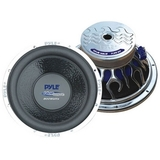 Pyle PLWB12D Chrome Subwoofer