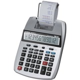 "Canon P23-DHV Printing Calculator - 12 Character(s) - LCD - Battery Powered - 2.2"" x 9.3"" x 6.1"""