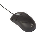 Targus AMU36USZ Wired Optical Notebook Mouse