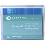 Quantum Travan TR-7 Tape Cartridge CTM40-5PK