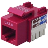 Belkin Cat.6 Keystone Jack R6D026-AB6RED10