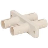 Belkin Fiber Optic Duplex Coupler - R6F008