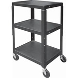 Peerless Adjustable JCT-P1642E Height Multi-Purpose Cart