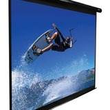 Elite Screens SilverMAX Electric Projection Screen