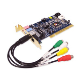 SIIG, Inc LP-000022-S1 SoundWave 5.1 PCI-LP Sound Card