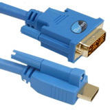 Gefen DVI to HDMI Locking Cable