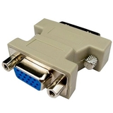 Cables Unlimited DVI-I Male To VGA Female Adapter