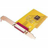 Cables Unlimited 1 Port DB25 Parallel PCI ECP/EPP/SPP Port I/O Card
