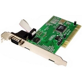 Cables Unlimited 1 Port DB9 Serial Netmos 9820 Chipset PCI I/O Card