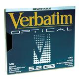 "Verbatim 5.25"" Magneto Optical Media 92843"