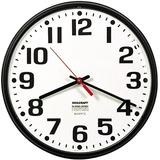 SKILCRAFT SKILCRAFT Slimline Wall Clock