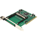 StarTech.com 1Port PCI to CardBus PCMCIA Adapter Card