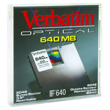 "Verbatim 3.5"" Magneto Optical Media 91250"