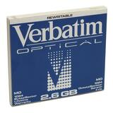 "Verbatim 5.25"" Magneto Optical Media 91204"