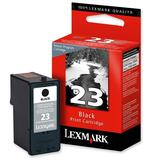 Lexmark No.23 Black Ink Cartridge