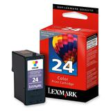 Lexmark No.24 Tri-color Ink Cartridge