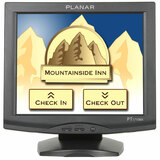 Planar PT1710MX Touchscreen LCD Monitor