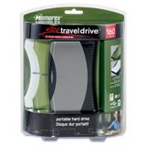 Memorex Ultra TravelDrive 160 GB External Hard Drive