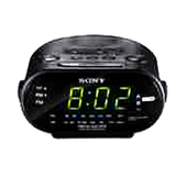 Sony ICFC318 Clock Radio - ICFC318BLACK