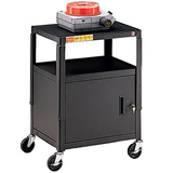 Bretford Adjustable Cabinet Cart