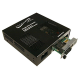 Transition Networks Point System CPSMC0100-210 1-slot Chassis