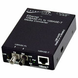 Transition Networks E-TBT-FRL-05 10BASE-T to 10BASE-FL Ethernet Media Converter