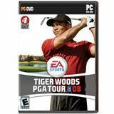 Electronic Arts, Inc 15356 Tiger Woods PGA TOUR 08