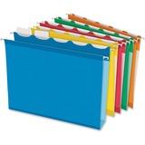 Pendaflex Colored Box Bottom Hanging File Folder
