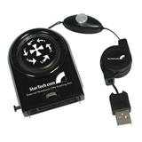StarTech.com USB Powered Laptop Notebook Cooler Fan