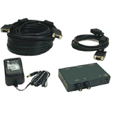 InFocus SP-VGAEXT50-D-R Signal Splitter/Amplifier SP-VGAEXT50-D-R