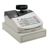 Royal ECR Alph Thermal Cash Register - 14509X