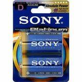 Sony AM1PT-B2A Stamina Platinum Alkaline General Purpose Battery