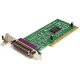StarTech.com 1 Port Low Profile PCI Parallel Adapter Card PCI1P_LP
