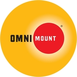 OmniMount 54HDARMUA Large Flat Panel Mount With Universal Adapter