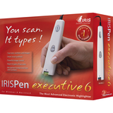 I.R.I.S Pen Executive 6 Advanced Electronic Highligher - USOA404