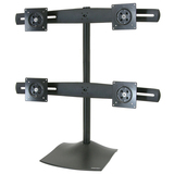 Ergotron DS100 Quad-Monitor Desk Stand 33-324-200