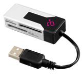 Aluratek MicroSD / MiniSD USB2.0 Multi-Media Card Reader